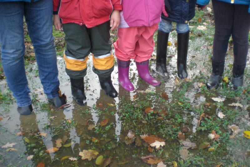 Weiden-See - Kinderspaß